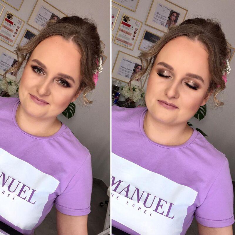 Weronika Janowska Make Up