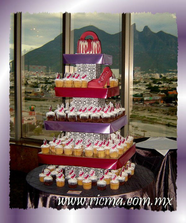 Ricma Repostería. Pasteles. Monterrey,NL.