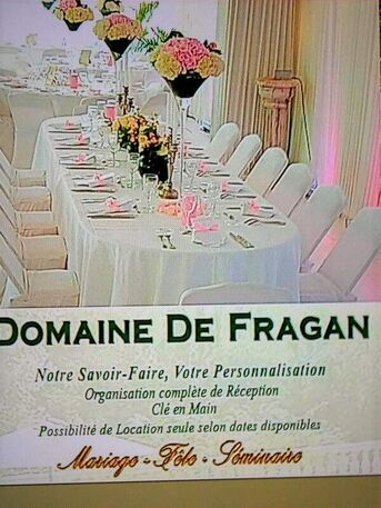 Domaine de Fragan