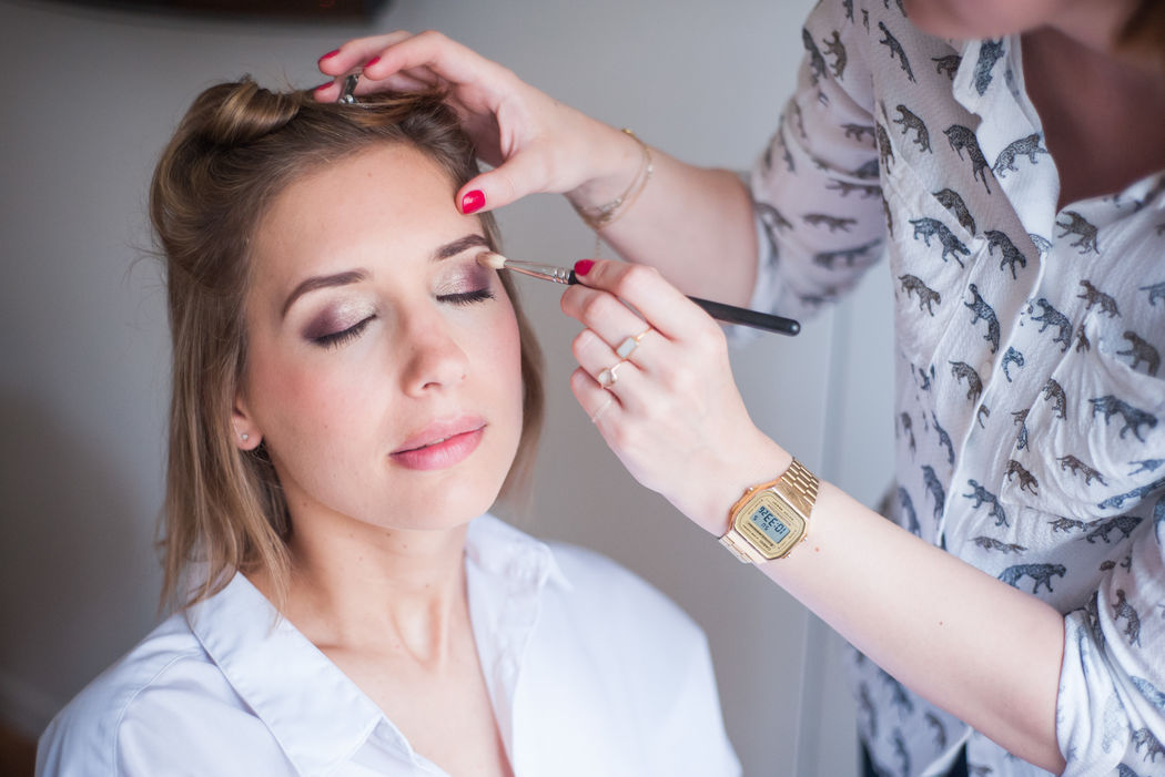 Camille Delattre Maquillage Coiffure