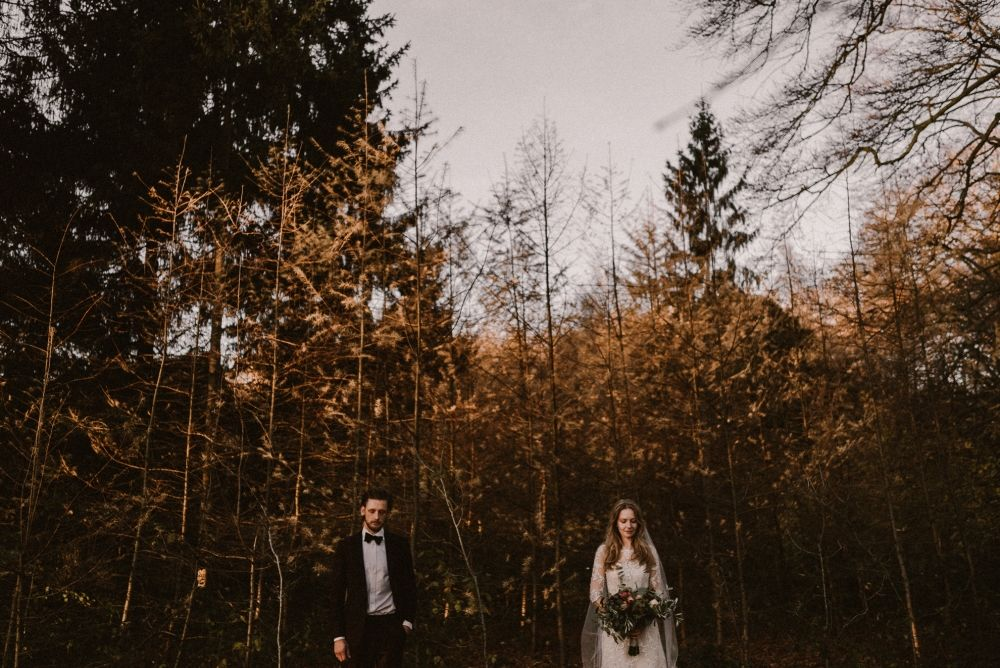 For Love We Live Wedding Photography