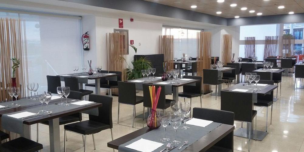 Restaurante Acuario de Zaragoza