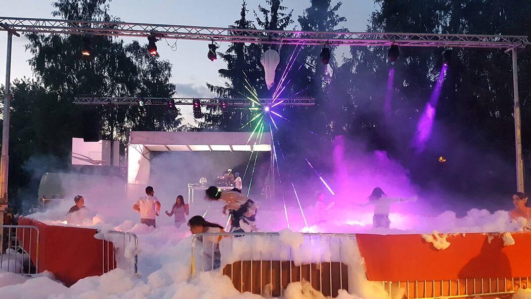Event Sound Light