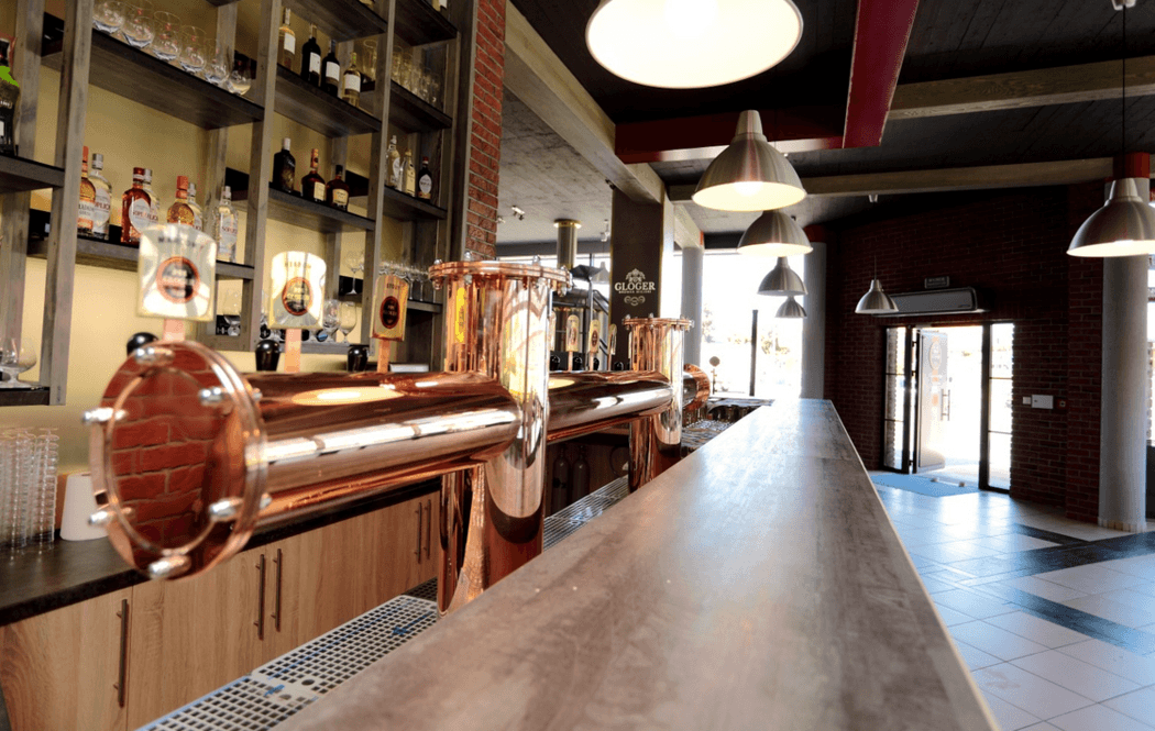 Open bar na wszystkie gatunki piw marki Gloger.