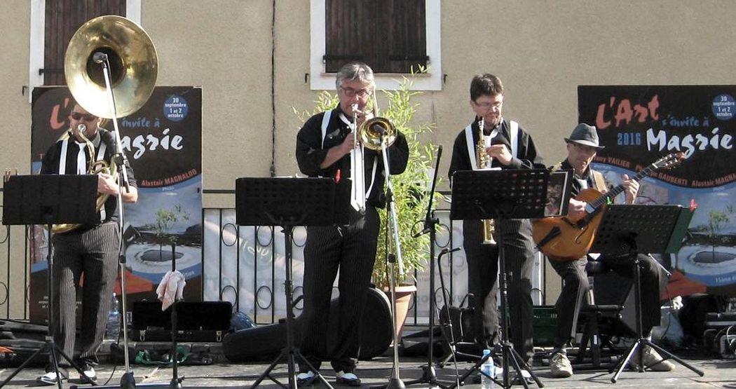 White Beans Jazz Quartet