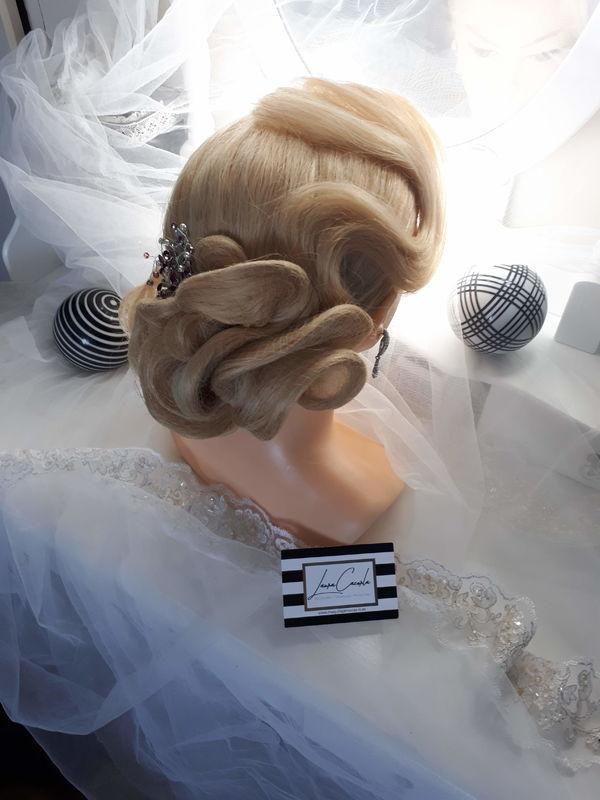 Laura Cazorla Make Up & Hair