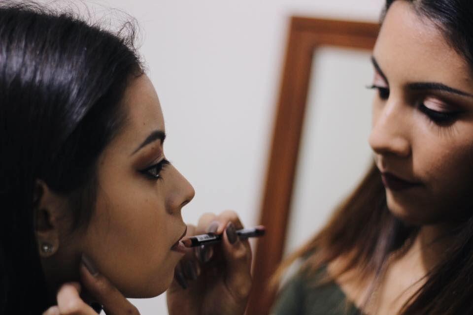Sharon Terry Makeup