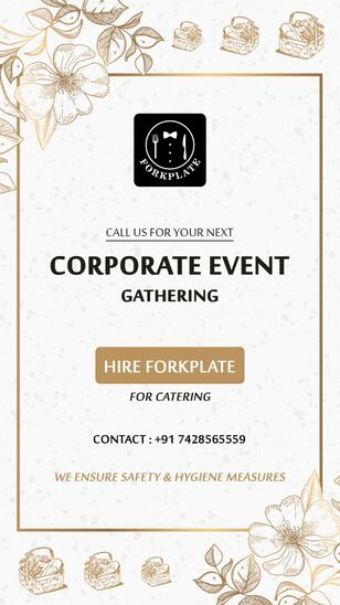 Fork Plate Catering
