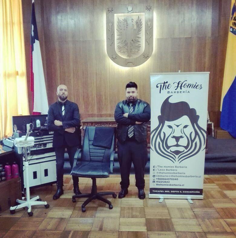 The Homies Barbería