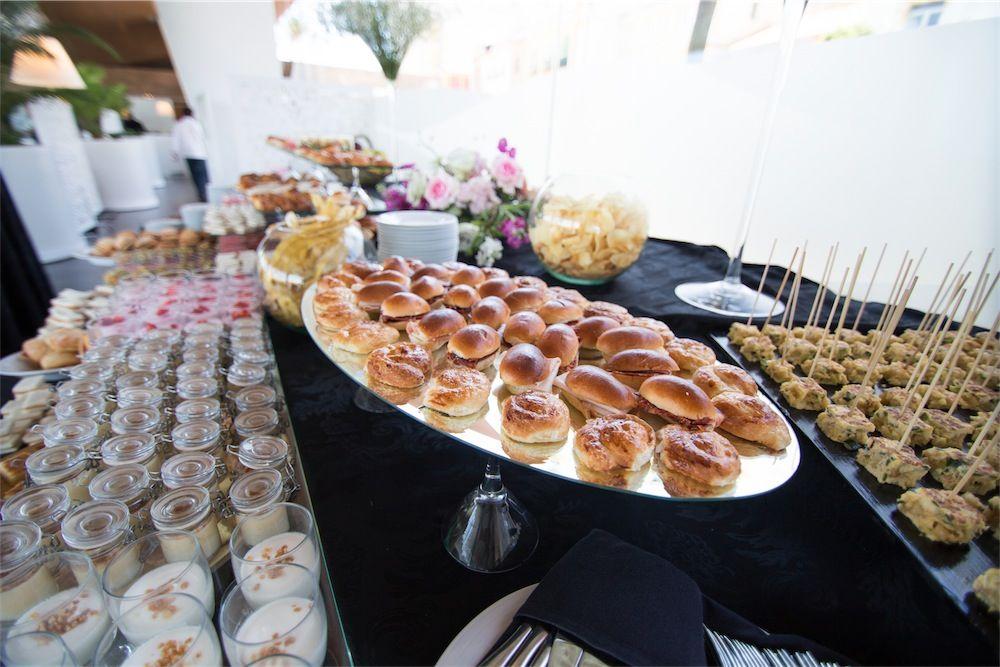 mesa Buffet exterior