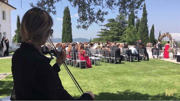 Violino per Rito Civile o Cerimonia