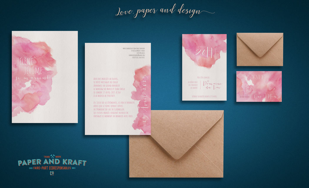 Paper and Kraft