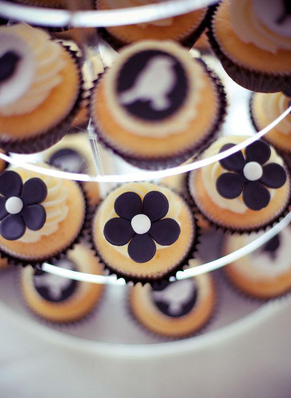Beispiel: Cupcakes aus Leidenschaft, Foto: Cupcake Affair.
