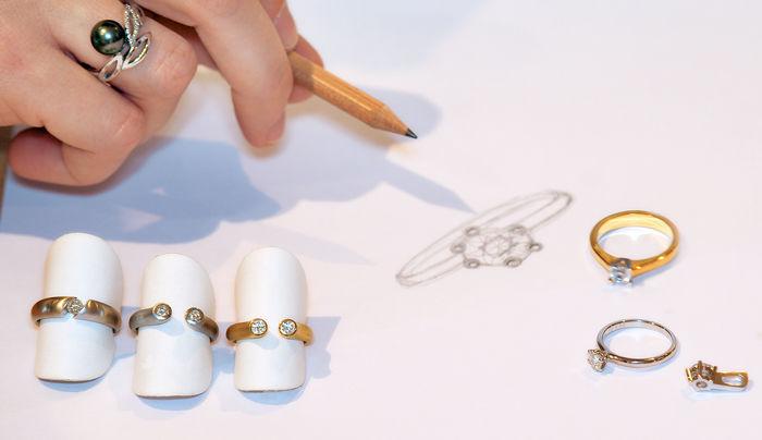 Juwelier Schillinger Trauringe Studio Eheringe Verlobungsringe