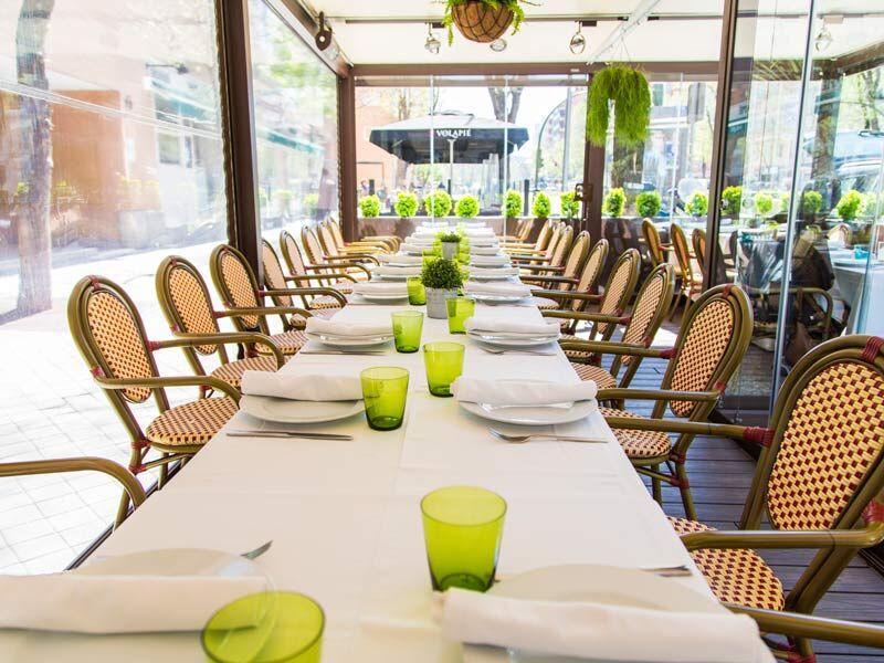 Restaurante Urogallo Príncipe Pío