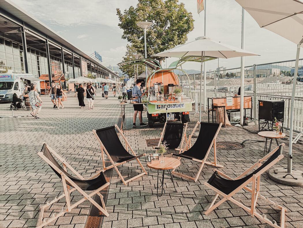 Wildkaffeemobil - Die mobile und nachhaltige Espressobar