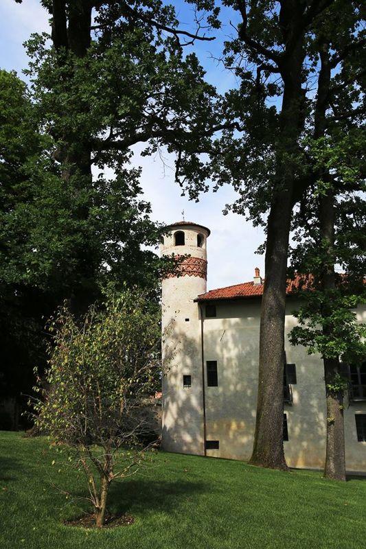 Vistaterra Castello di Parella