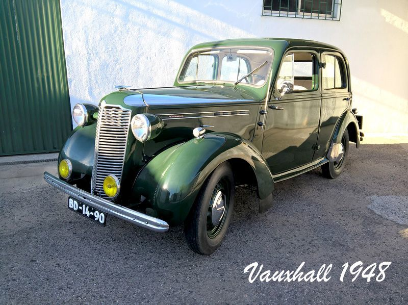 Vauxhall de 1948