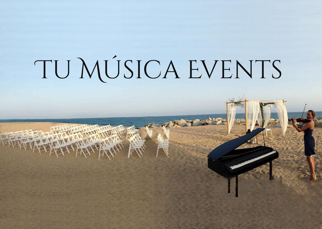 Logo Tu Música Events