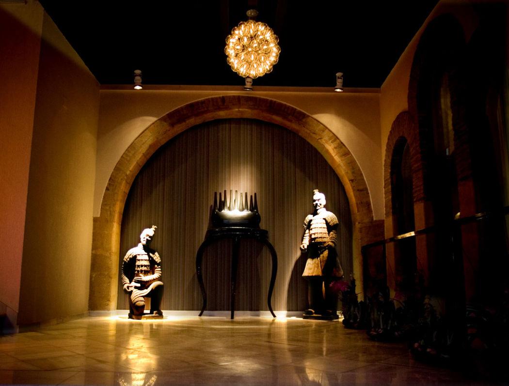 Hotel Palacio Garvey.