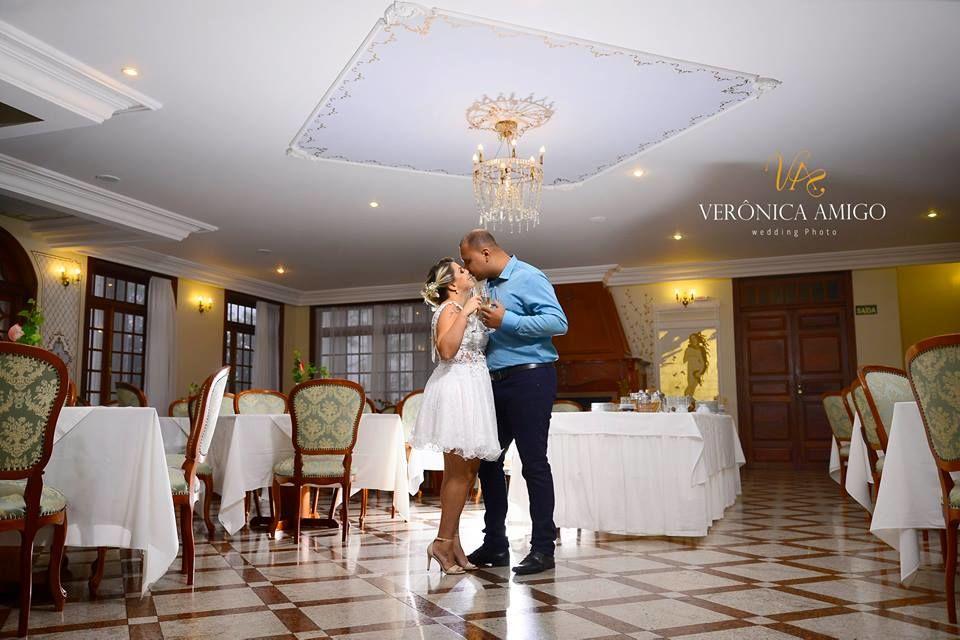 Verônica Amigo Wedding Photo