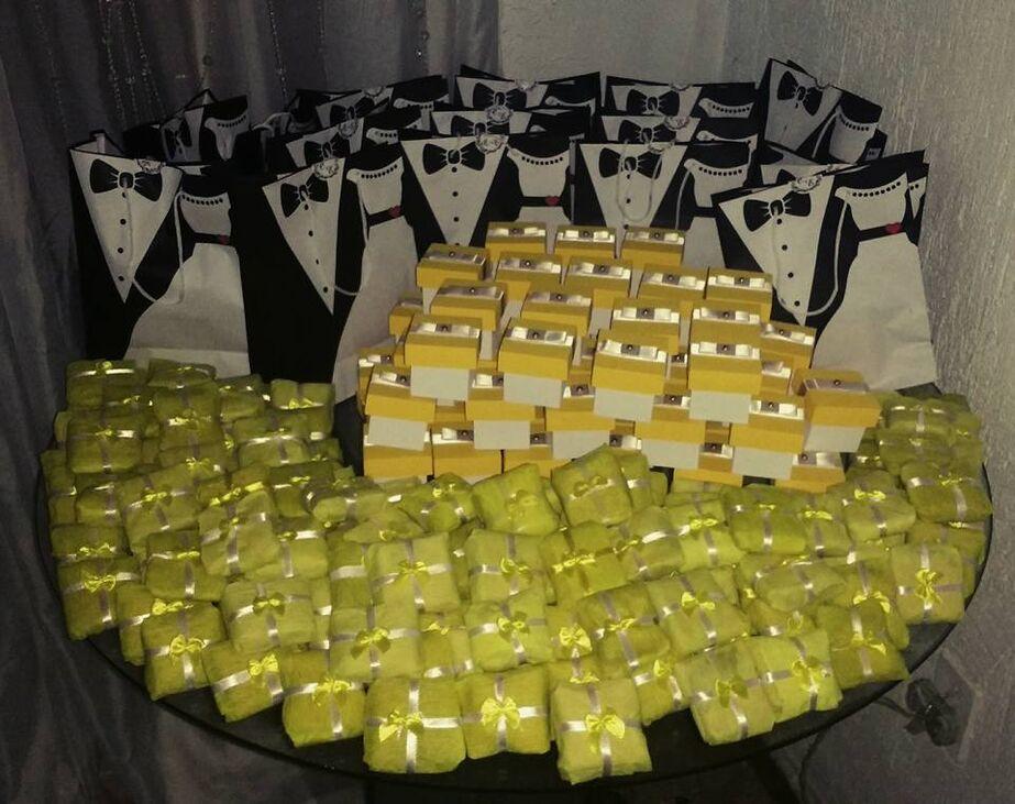 Buffet Fios de Ouro