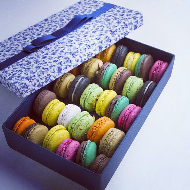 May Macarons