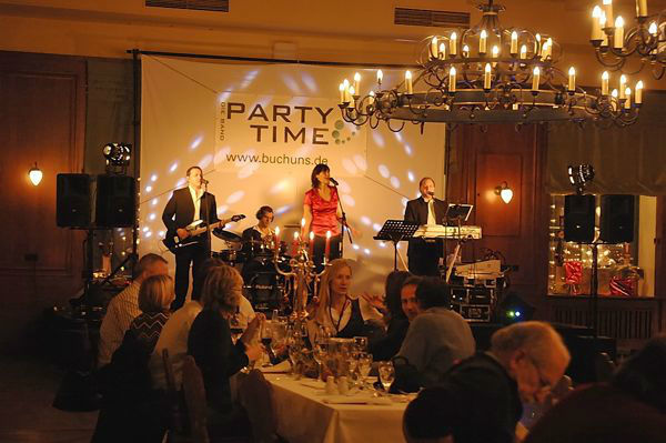 Die Band Party-Time