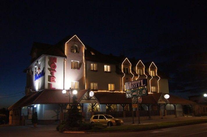 Motel Zacisze w Piątnicy