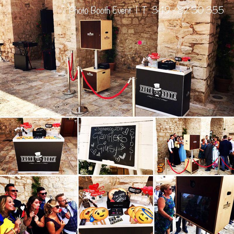Photo Booth Puglia