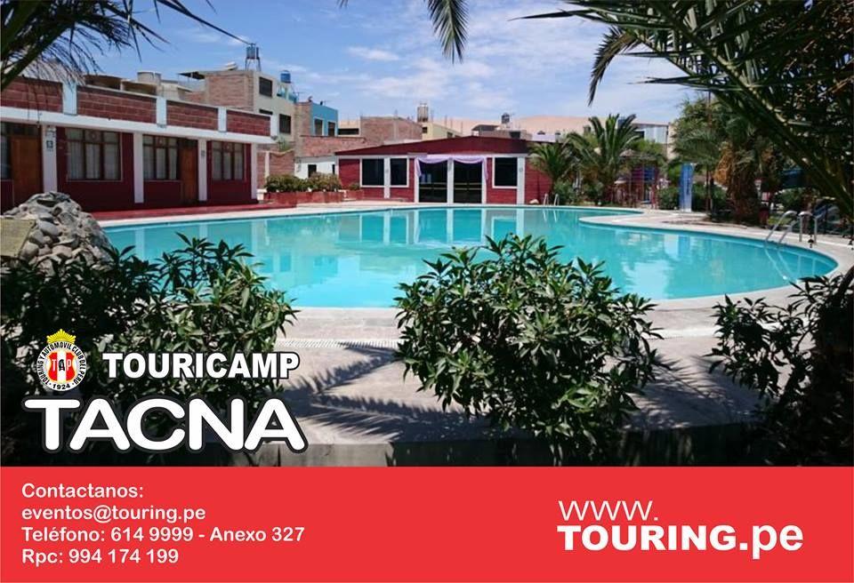 Touricamp Tacna