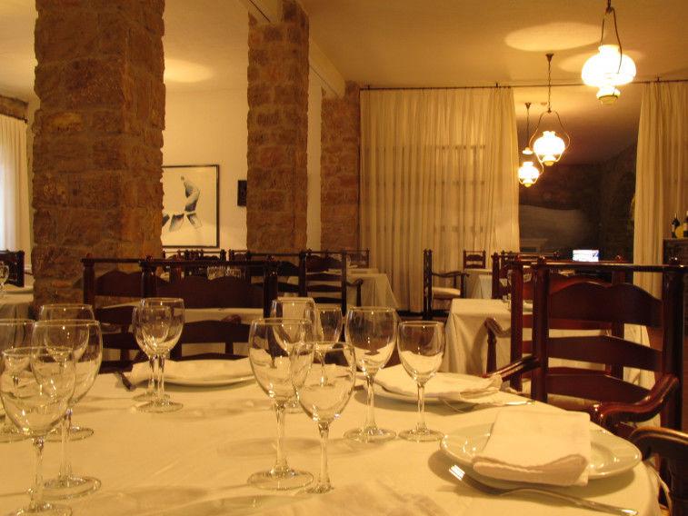 Hostería de Cañete.