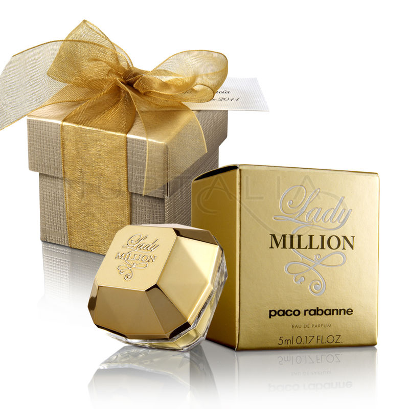 Detalle boda mini Lady Million
