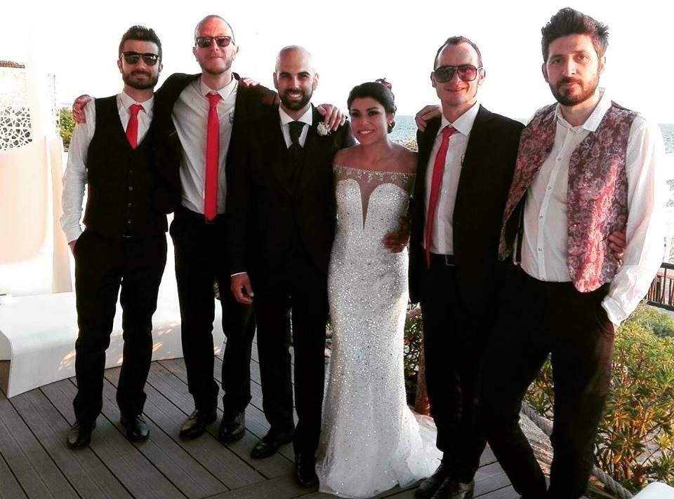 Quintetto Anomalo - musica matrimonio