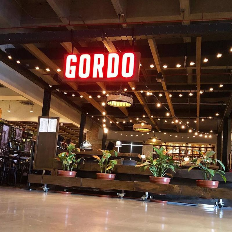 Gordo Brooklyn Bar Restaurante