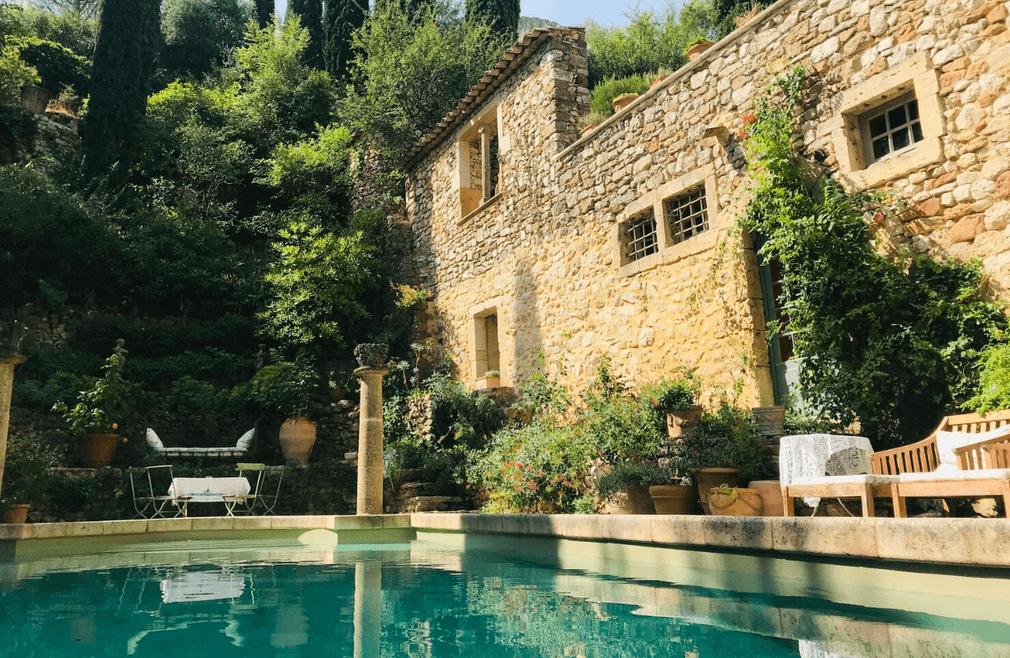 Château Saint Victor la Coste