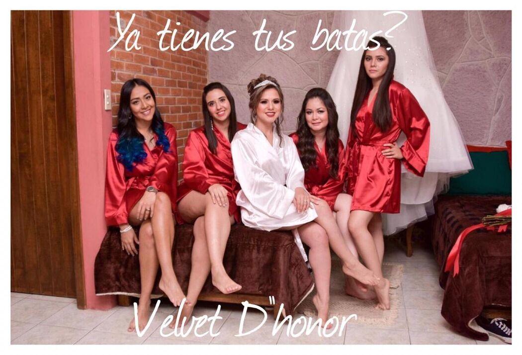 Velvet D' Honor - Damas de Honor