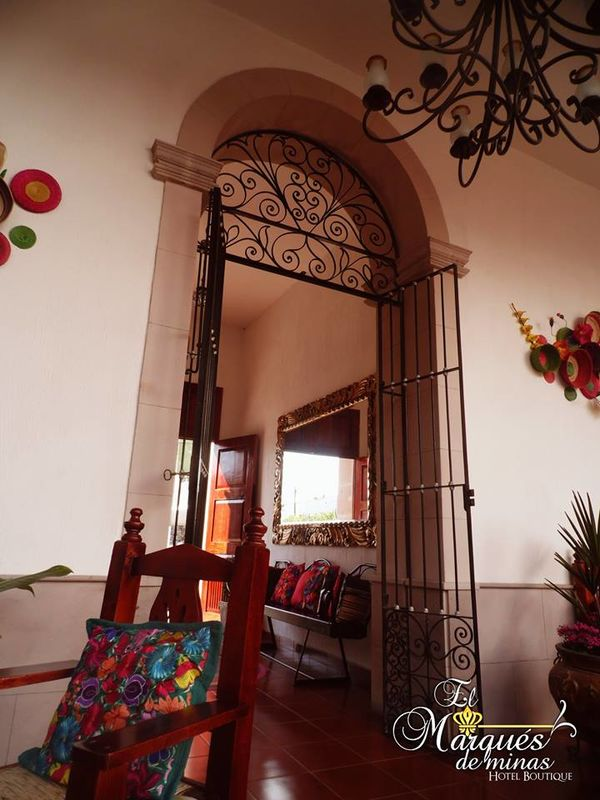 El Marqués de Minas Hotel Boutique