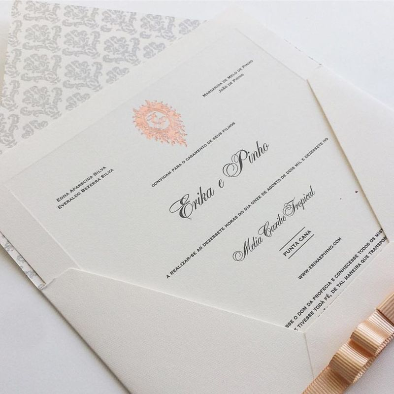 Nayara Ribeiro Convites
