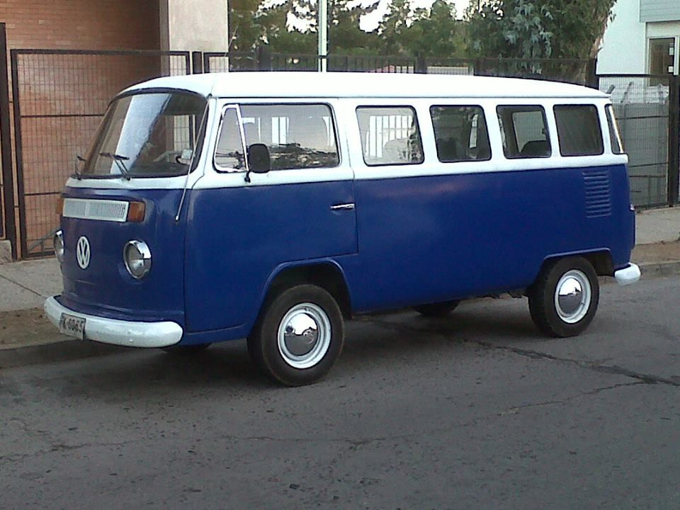Kombi Tour Chile