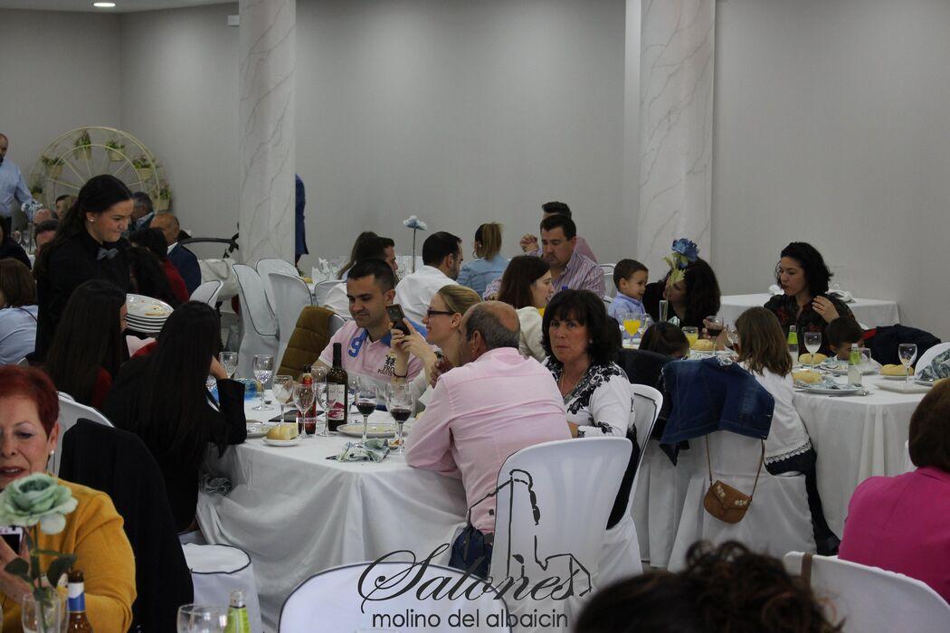 Salones Molino del Albaicín