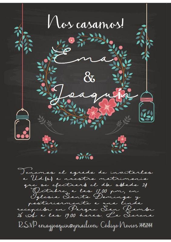 Parte matrimonio 2016