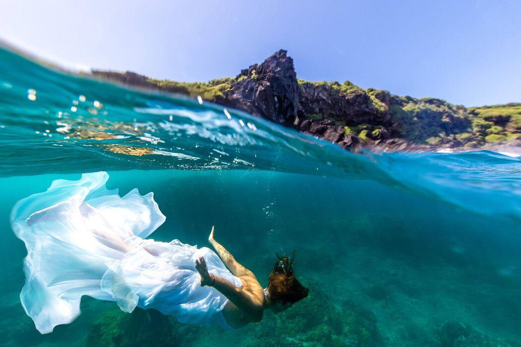 Mariage à l'île Maurice