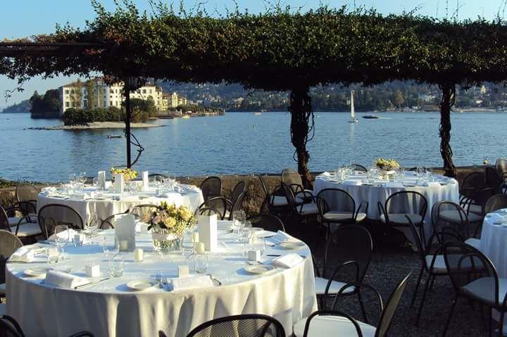 Hotel Verbano - Isola dei Pescatori