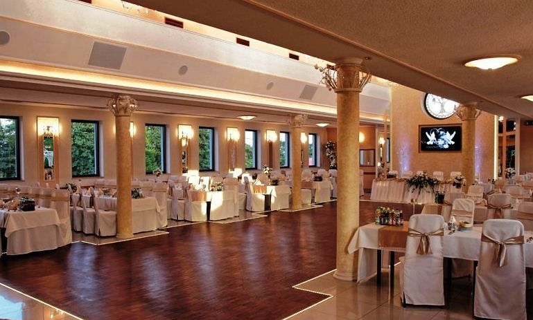 Sala Bankietowa Szafran
