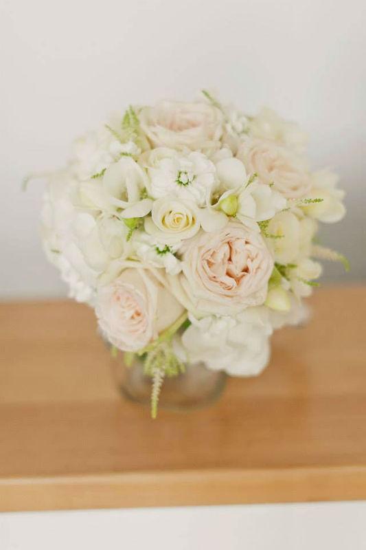Die Blumenbinderei