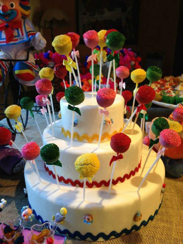 Bibalô Pop Cakes