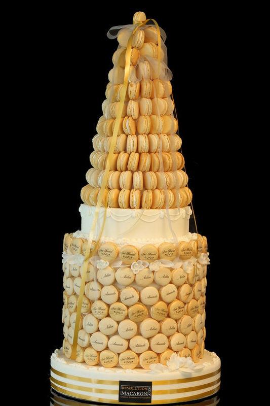 Steve Ghirardo - Créateur de Macarons