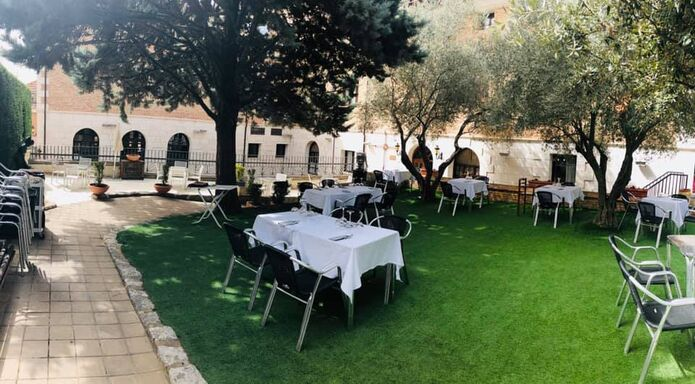 El Jardín de la Abadía