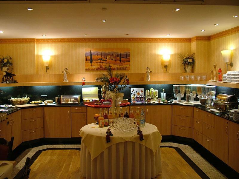 Beispiel: Buffet, Foto: AKZENT Hotel Posthotel.